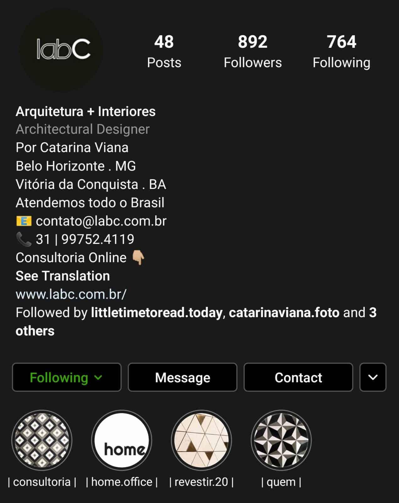 labc instagram